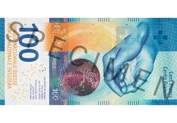 Schweizer Banknote